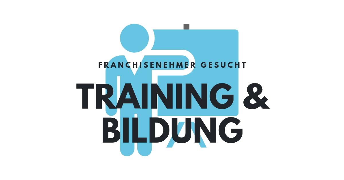 Icon Trainingsbranche Franchisesystem