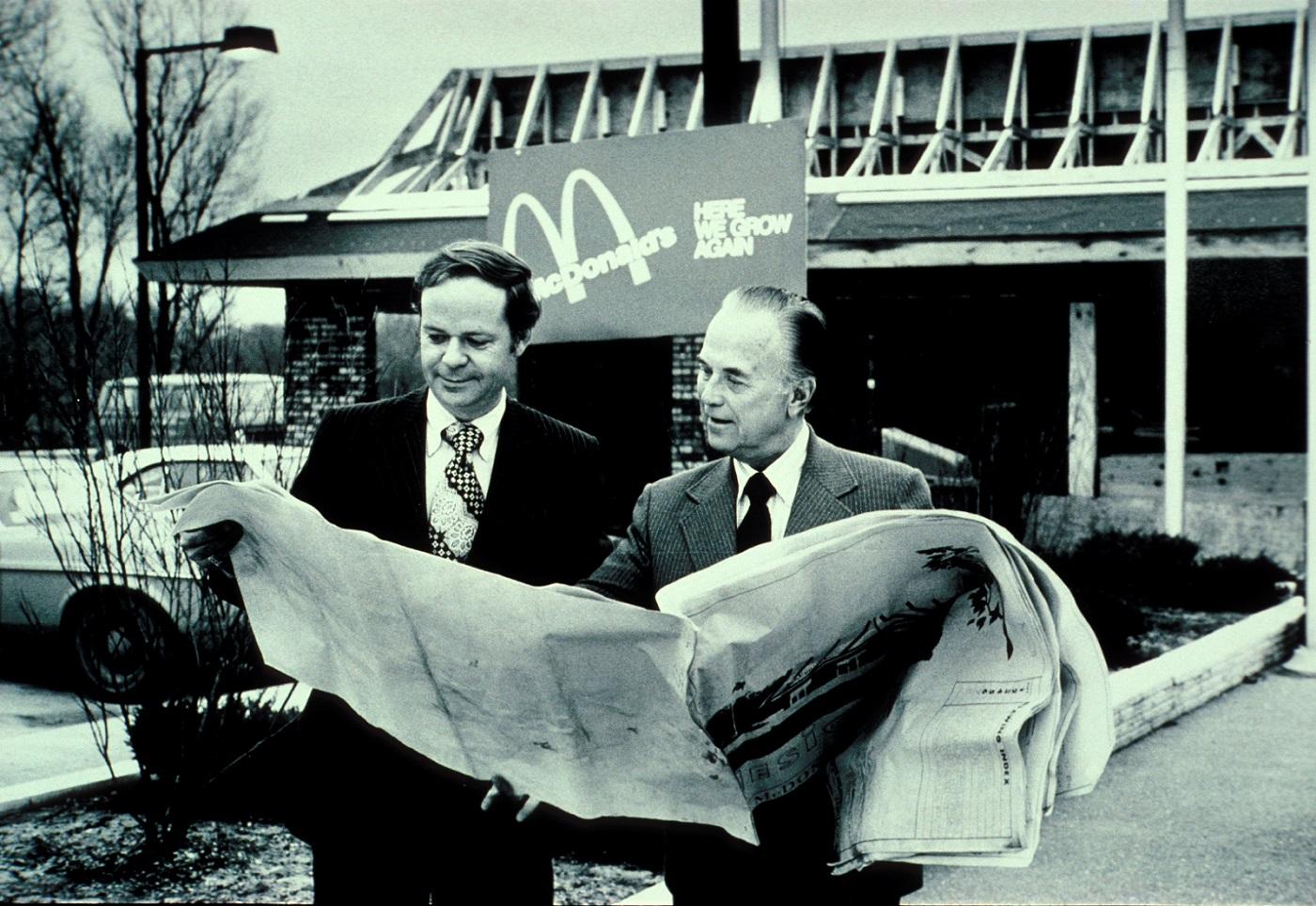 Bild Franchise-Tipps von McDonald's